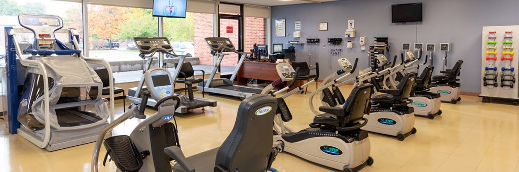 HHH's Outpatient Cardiac Rehabilitation Gym