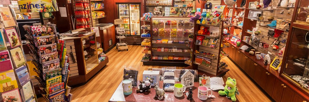 The Helen Hayes Hospital Gift Shop