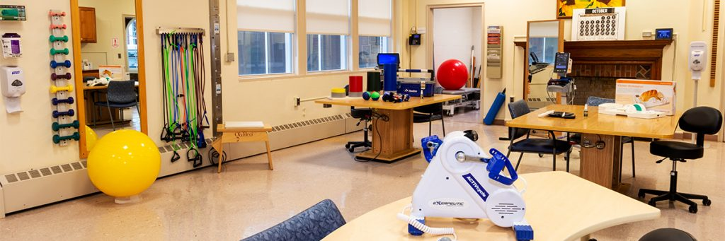 HHH's Outpatient Orthopedic Rehab Gym